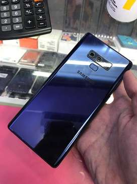 brand new samsung galaxy note 9 with box are available