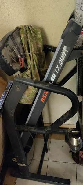 BSA treadmill