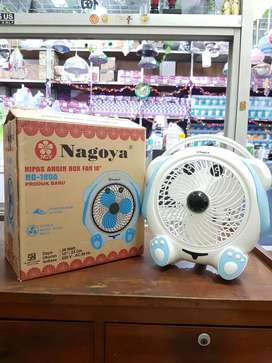 "Kipas Angin Karakter Snoopy Box Fan 10"" Nagoya PROMO MURAH"