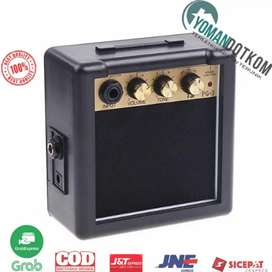 PG-3 Amplifier Mini Gitar Elektrik 3W
