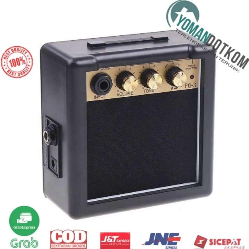 PG-3 Amplifier Mini Gitar Elektrik 3W