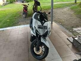 Yamaha Aerox 155 VVA ABS Type S (Tertinggi)
