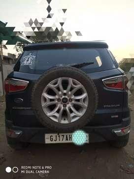 Eco Sport Titanium Plus 4th TOP MODEL Diesel