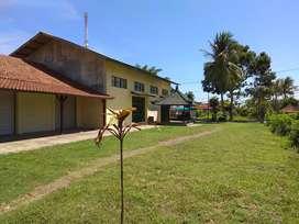 Tanah, gudang  dan kantor di jl.Denpasar Gilimanuk Jembrana Bali