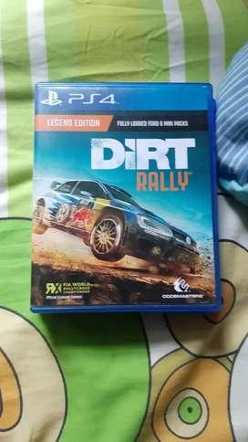 BD dirt 1 rally ps 4