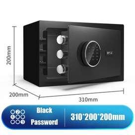 I-STELLER Kotak Brankas Safety Anti-theft Box Password 31x20x20cm