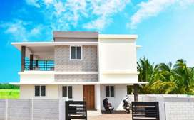 Stop Paying Rent- Buy 3BHK brand new Villas in Palakkad