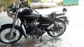 RE Thunderbird 350 Stone Black