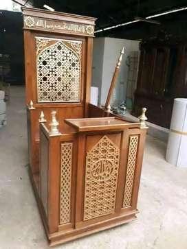 mimbar masjid harga terjangkau new