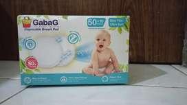 Breastpad Gabag isi 50+10