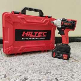 Mesin Buka Baut Mobil Motor DLL IMPACT Wrench HILTEC 48VF