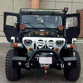 Jeeps modifications junction