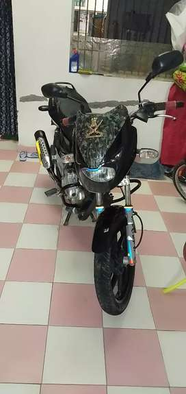 I want to sell my bajaj pulser 150