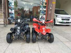 Box Packed 70cc Atv Quad 4 Wheels Bike Deliver In All Pakistan