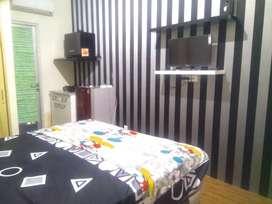 Harian dan mingguan apartemen Gunawangsa Merr ready disewakan Lengkap