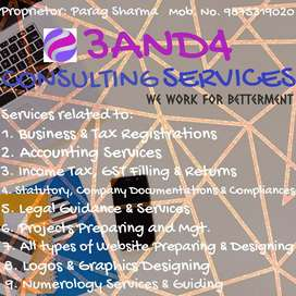 3And4 Consulting Services
