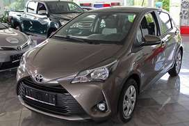 Toyota Vitz 2018 .. Drive Your own car