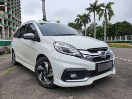 Honda Mobilio RS Cvt AT Matic (AC Digital)2017 NIK 2016 KM 20ribu