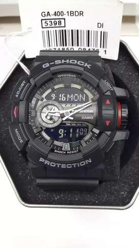 G shock GA-400-1BDR