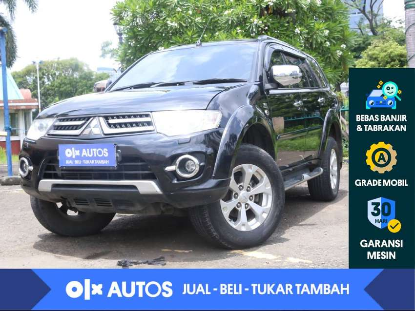 [OLXAutos] Mitsubishi Pajero Sport 2.4 Dakar 4x2 Diesel Solar A/T