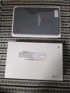 Huawei Matepad + Flip Cover