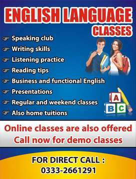 Business English/ Writing Skills Learning classes