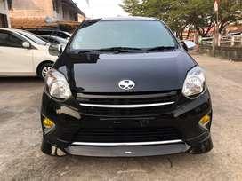 PROMO MURAH! Toyota Agya TRD 1.0 Manual 2015 Hitam Metalik