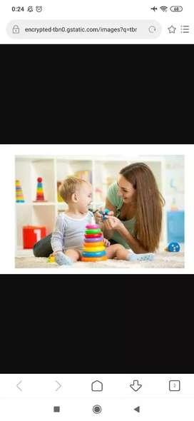 Dibutuhkan PRT baby sitter anak 1.5 th