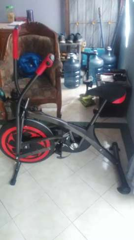 TL 8207 bike Fitnes PLATINUm red colour