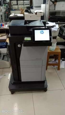 Printer hp LaserJet enterprise mfp m630m