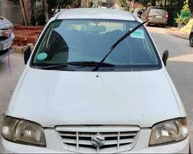 Maruti Alto White perfect condition, Petrol/CNG