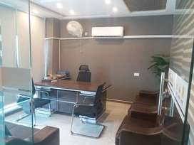 SHARED Full Furnished Office Available for Rent in DHA Phase 1
