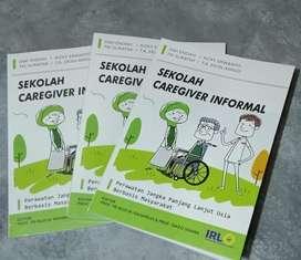 Buku perawatan lansia bagi keluarga
