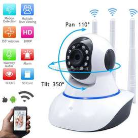 IP wireless Camera 360 with3 antenna at cheap prices