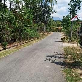 Di jual tanah luas 1,72 hektar lokasi sangat strategis