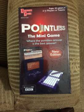 Imported the pointless game bbc uk
