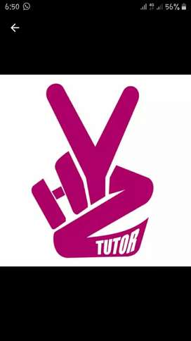 Online Tutors Required For All Subjects from Classes LKG to 12