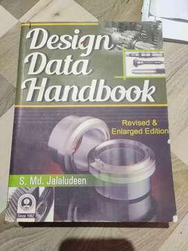 Design Data Handbook