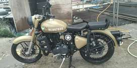 Royal Enfield classic signal