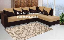 New Sofa set 8600,L shape sofa 14100 10 year warranty, Emi Available
