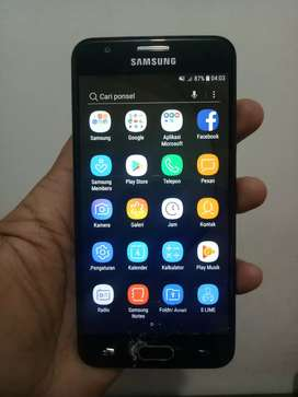 Samsung J5 PRIMe..  Ram 2/16Gb..4G. Lte.. Monggo nego