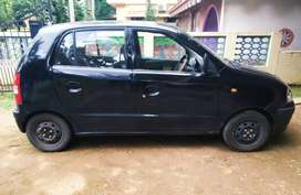 2005 Santro Xing only A/C Fancy number Run 1,48,000kms