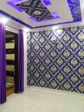 1 BHK BUILDER FLAT WITH LIFT AND PARKING