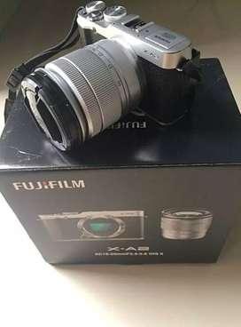 Kamera Mirrorless Fujifilm XA2 Seken Fullset