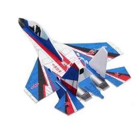 Pesawat Terbang Glider Lempar Elektrik Tahan Jatuh