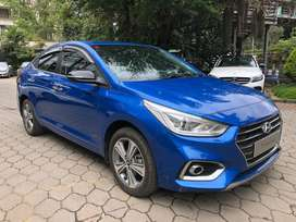 Hyundai Verna VTVT 1.6 SX Option, 2018, Petrol