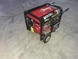 Genset Honda Type SF 7000 DXE Maxsimal Output 5000 Watt Doble Stater