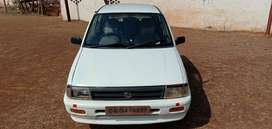 Maruti Zen old model ,white color Ac