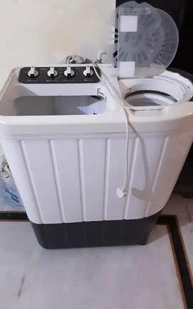 2 years old whirpool washing machine