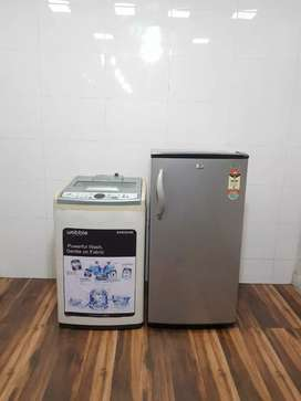 Videocon 190 ltrs & Samsung 6.2kg topload washing machine fre shipping